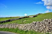 image of suny  - Yorskshire Dales on a beautiful suny day - JPG