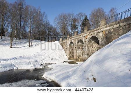 Winter Park. Russia