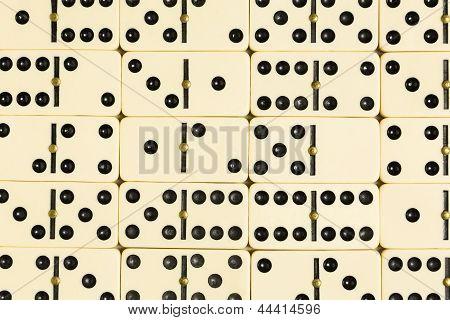 White Dominoes