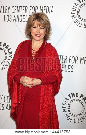 LOS ANGELES - OCT 22:  Pat Mitchell arrives at  the Paley Center for Media Annual Los Angeles Benefit at The Lot on October 22, 2012 in Los Angeles, CA