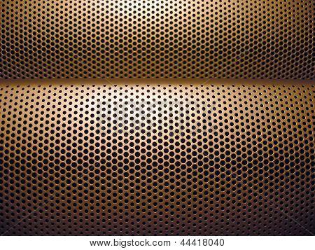 Speaker Dimples
