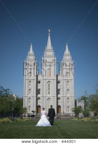 poster of Salt Lake City Temple