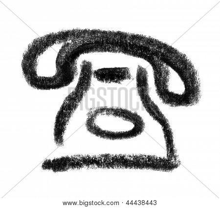 Icono de teléfono