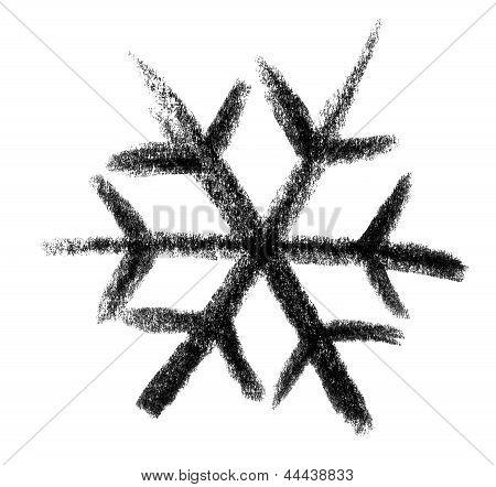 Icono del copo de nieve
