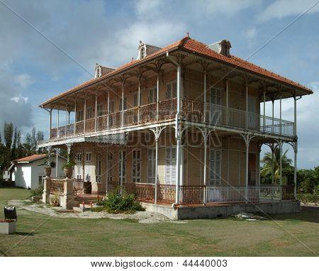 Hacienda In Guadeloupe