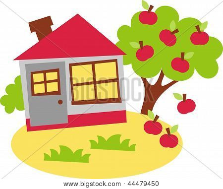 house apple