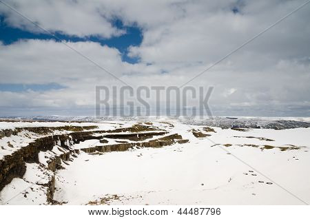 North Pennines In April