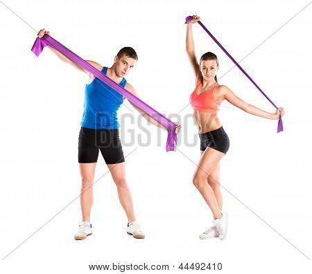 Fitness exercises