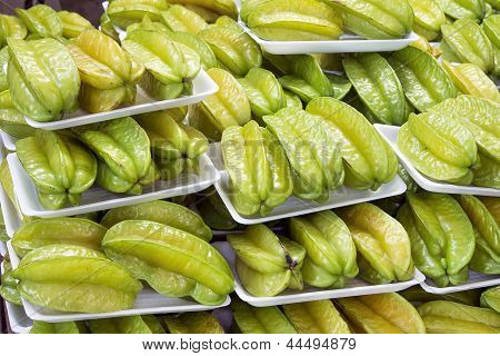 Starfruits In Packages