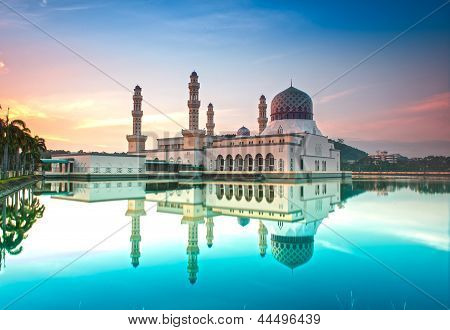 City Floating Mosque