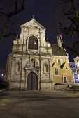 pic of church mary magdalene  - The Chapelle de la Madeleine  - JPG