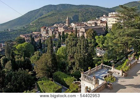 Rome, Tivoli, Villa D'este
