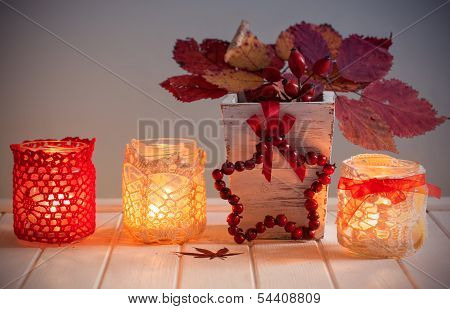 Autumn still life