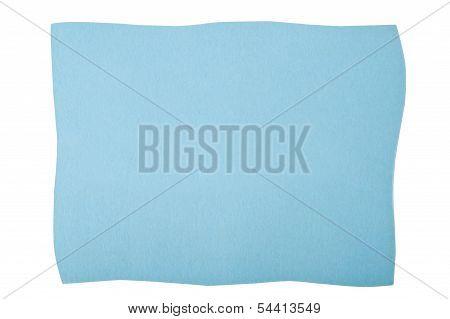 Blue Paperboard