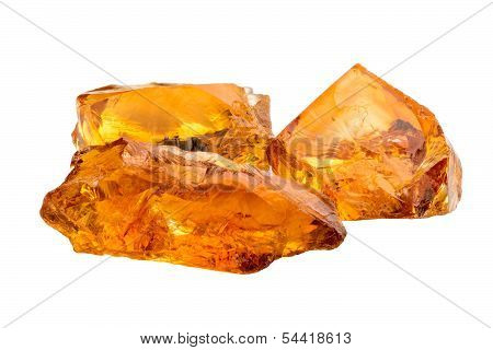 Citrine Crystals