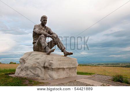 Monument Shukshin