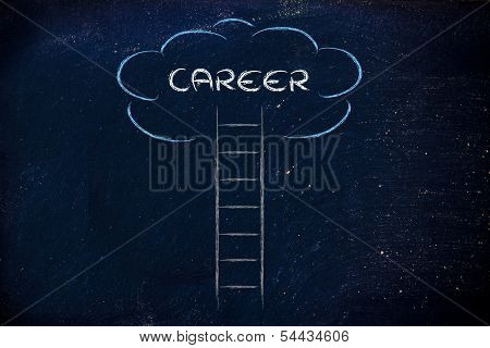 Steps Leading To A Brilliant Career