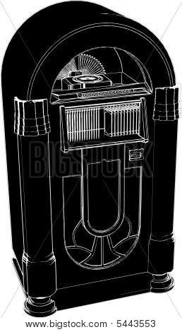 Jukebox Vector