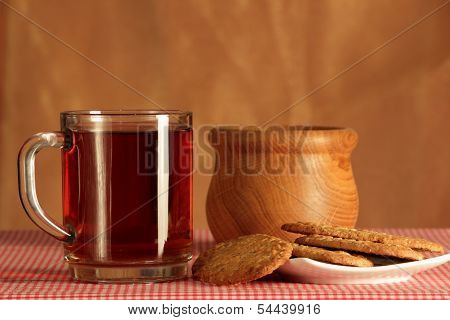 Still Life With Tea