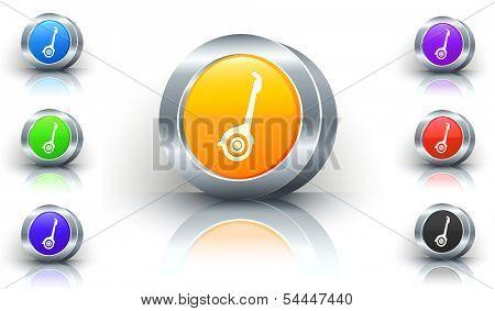 Segway Color Button Set