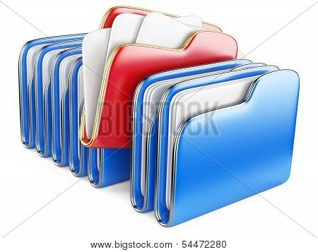 Folders And Files.
