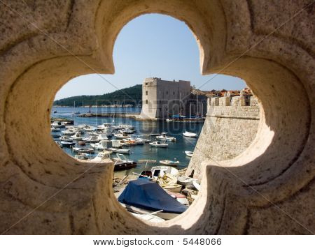 Dubrovnik, Old Fortress And The Old Town