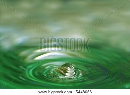 Drop Water Detail