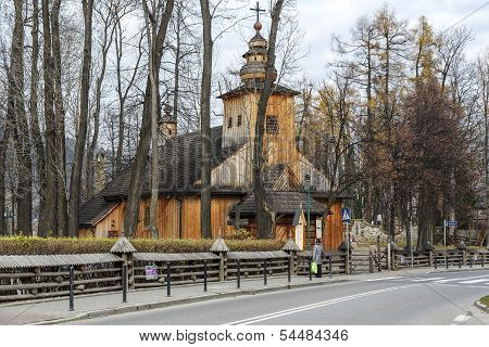 Old Church In Zakopane
