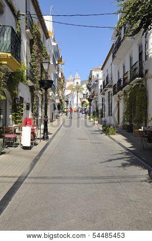 Tourist Street