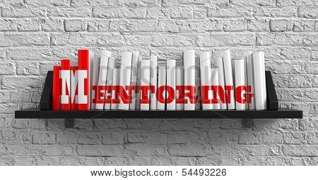 Mentoring. Education Concept.
