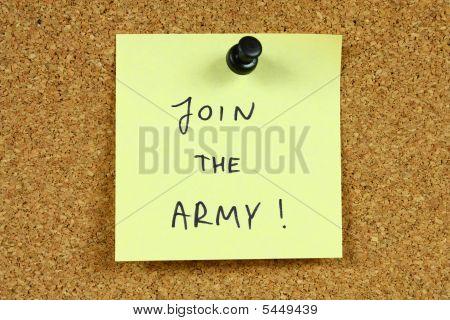Army Career