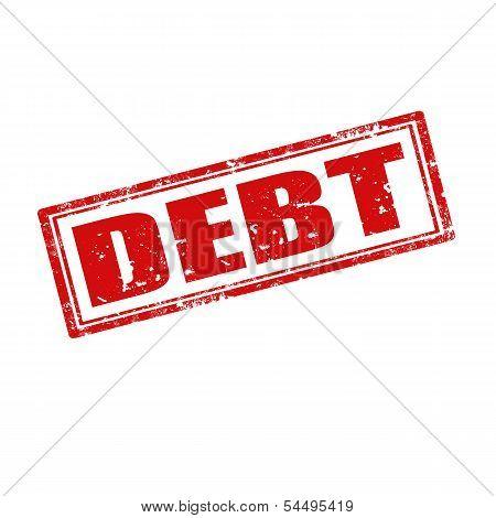 Debt-stamp