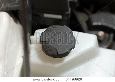 engine coolant cap
