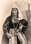 picture of edwardian  - Old photo of young Armenian woman - JPG