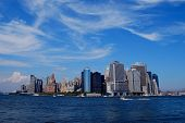 Постер, плакат: New York City Skyline