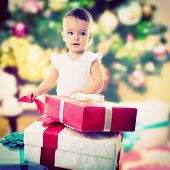picture of new years baby  - Holidays - JPG