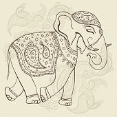 picture of indium  - Elephant - JPG