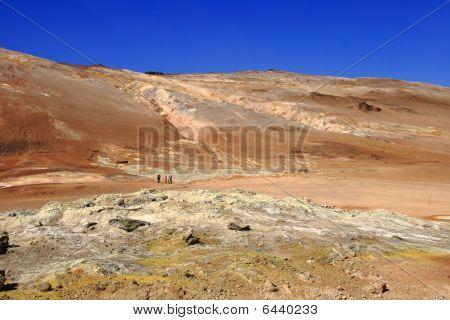 High Temperature Area Namaskard