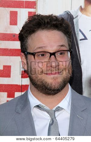 LOS ANGELES - APR 28:  Seth Rogen at the