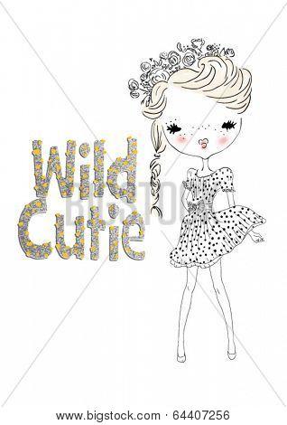 cutie girl