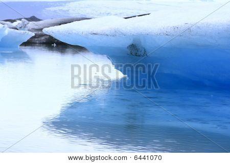 The Jkulsarlon Lake