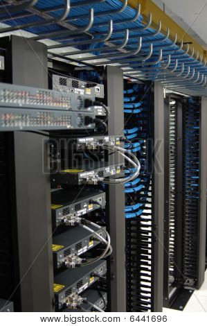 Racks de Data Center