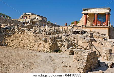 The Minos Palace