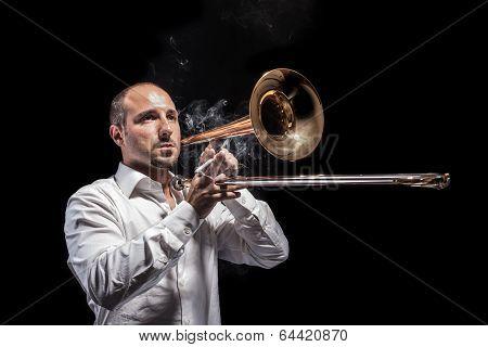 Jazzing With Trombone