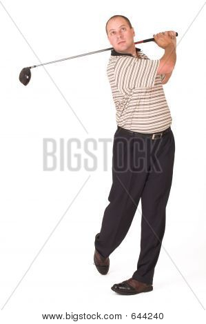 Golfer #6