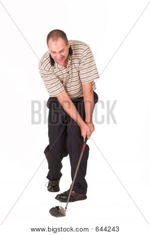 Golfer #9