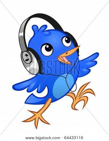 Birdie Music Lover