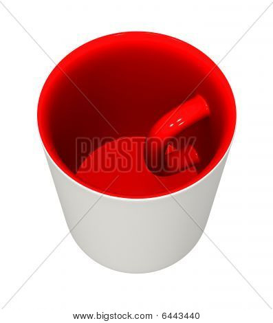 Mug Inside Out