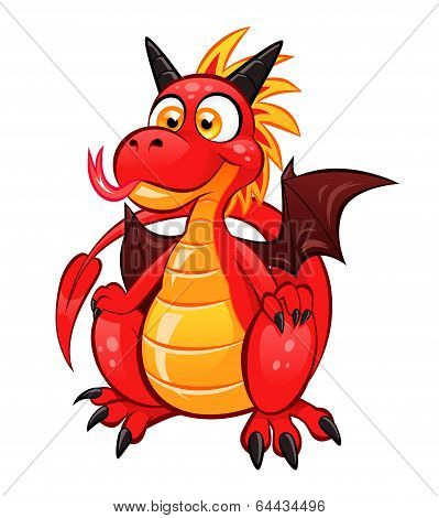 Fun Little Dragon