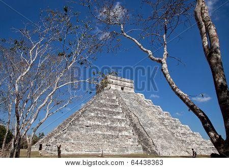 Chichen Itza Kukulkan Temple